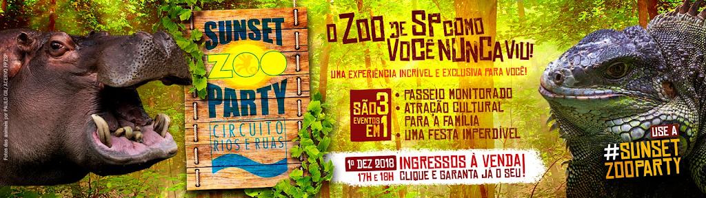 bf0b789f1 Sunset Zoo Party – Uma forma diferente de conhecer o Zoo de São Paulo