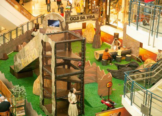 """Shopping VillaLobos recebe evento inédito inspirado no novo filme """"O Rei Leão"""" da Disney"""