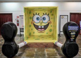 Nickelodeon comemora Dia das Crianças na Biblioteca Monteiro Lobato