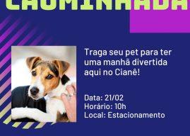 Pátio Cianê prepara um final de semana com programação imperdível para quem tem pets