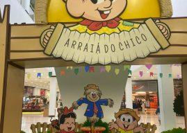 Shopping Metrô Itaquera recebe Arraiá do Chico Bento