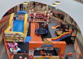 Parque Garfield é a nova atração de entretenimento no Cantareira Norte Shopping